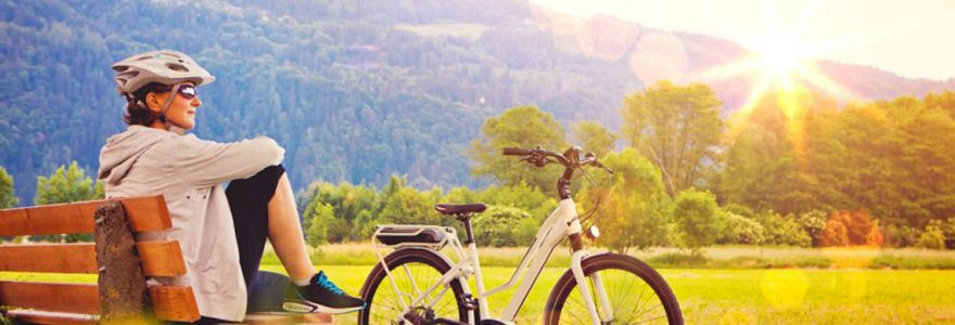 vélo de biking